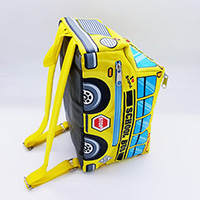 Bus Shape Mini Backpack