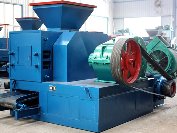 Large Charcoal Briquette Machine/fote Charcoal Briquetting Machine/charcoal Briquette Machine