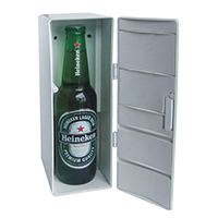 USB Mini Fridge for Two Can / One Bottle