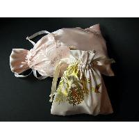 Satin Fabric Bag, BAGF-001