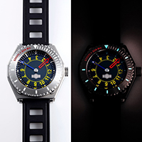 Model: M010211 - T1D2 Series - 1000ft Diving Edition, M010211