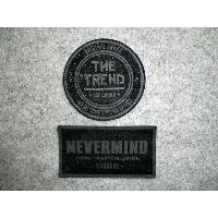 Printed Synthetic Patch Labels