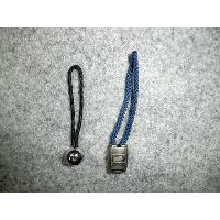 Zipper Puller with Metal