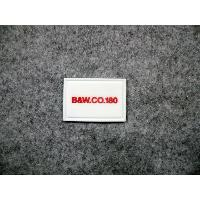 Silicon & Rubber Patch Label