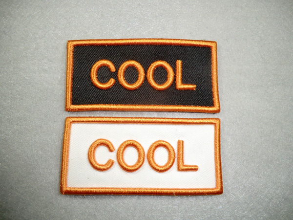 Embroidered Patch Labels