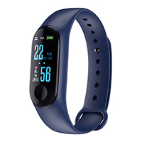IP67 Color Screen Heart Rate Monitoring Bracelet