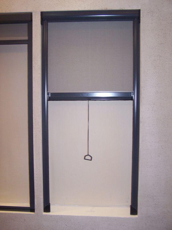 Roller Fly Screen Window G210 Guangzhou Geasy Door