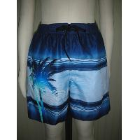 Summer Man's Hawaii Beach Shorts Trunks