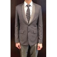 Formal Man's Slim Fit Buttons Suits Uniform