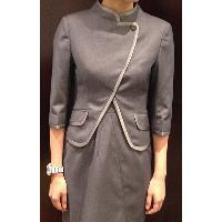 Formal Ladies OL Style Office Uniform Dress