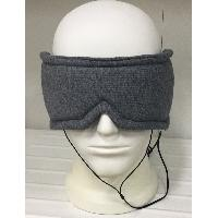 Connected eyemask