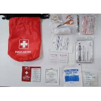 Dry bag first aid kit