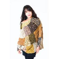 Ladies Hand Knit Poncho