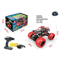 Remote Control Car, 005A-Red