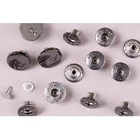 Metal Shank Buttons
