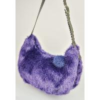 Faux Fur Bag, 140W016-P3