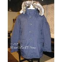 Men's 55% Cotton 45% Nylon Woven Jacket (3 in 1 Jacket)