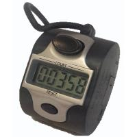 Colorful Hand Digital Tally Counter 5 Digital Resettable Electronic for Counting Event