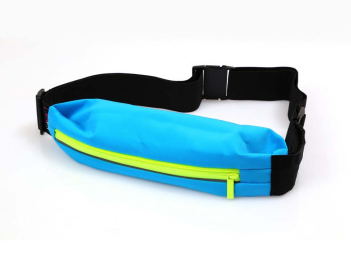 Tidbit Waterproof Zipper Foldable Band LED Battery Lighting Waist Bag Outdoor Activity Series
