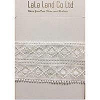 Cotton Chemical Lace Trim