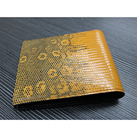 LG01 Lizard Men Wallet