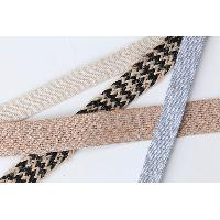 Cotton Flax Webbing