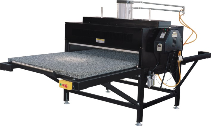 Automatic Double Station Sublimation Heat Press Machine Cy-a