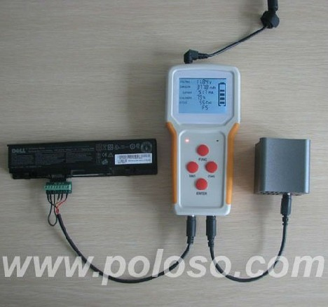Universal Laptop Battery Tester With Test Charge Discharge Function Rfnt3 New Giant Hk Limited Manufacturer