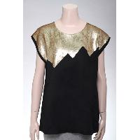Ladies Beads Embellished Top