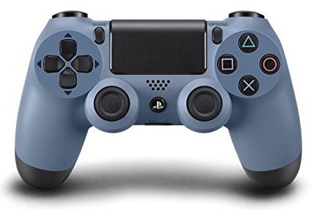 PS4 Grey Blue