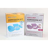 Ladies' 6pcs Admission Kit