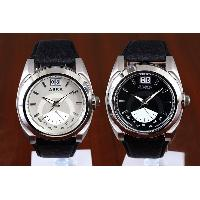 Technomarine Waterproof Leather Band Multi-Dial Men's Sports Watches