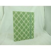Patterned 2UP Album