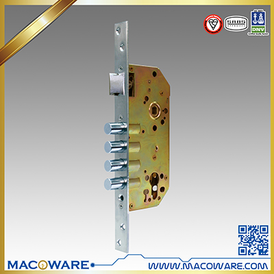 4 Pins Security Mortise Lock