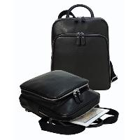 Castello Fashion Leather Multifunctional Backpack