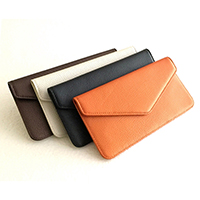 Women's Leather Slim Multi-functional Wallet