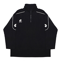 Mens Microfleece Pullover Jacket