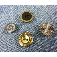 Tack and Sew On Button