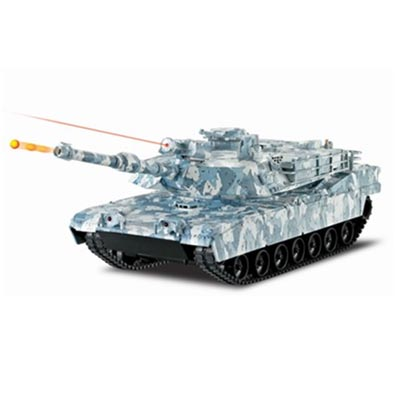 Radio Control Shooting Tank