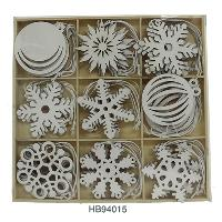 Snowflakes Hanging Ornament