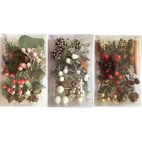 Christmas Tabletop Mixed Berries Decor