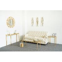 Gold Marble Furniture Collection