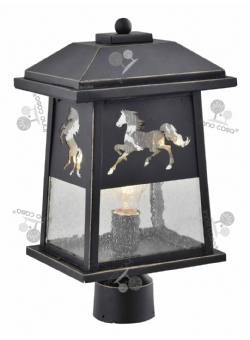 Post Lantern, Outdoor