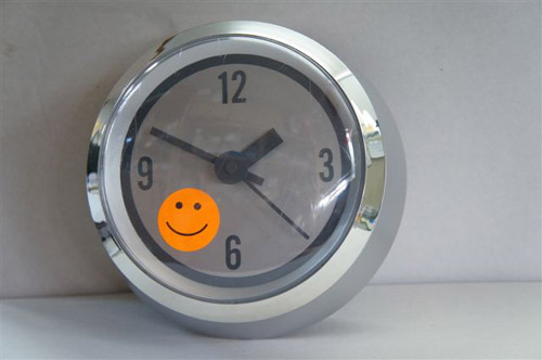 Analog Wall Clock with swift movement