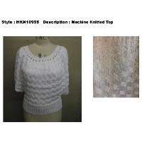 Machine Knitted Top