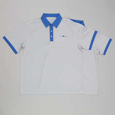 oobe short sleeve functional polo uniform client food lion s27502