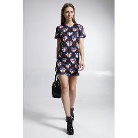 Women's Polyster Casual Dress