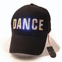 LED Light Up Hat, wh 3