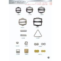 Metal Buckles & Patches, 9-P52