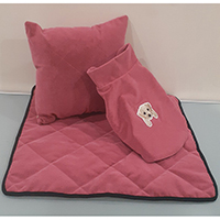 Pets Cushion and Blanket